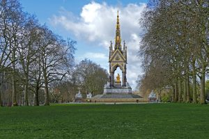 hyde park londres albert memorial